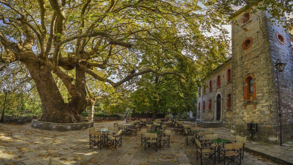Θερινά μαθήματα φιλοσοφίας στην Τσαγκαράδα Πηλίου με τον Λ. Γεωργιάδη | Talk of the Town